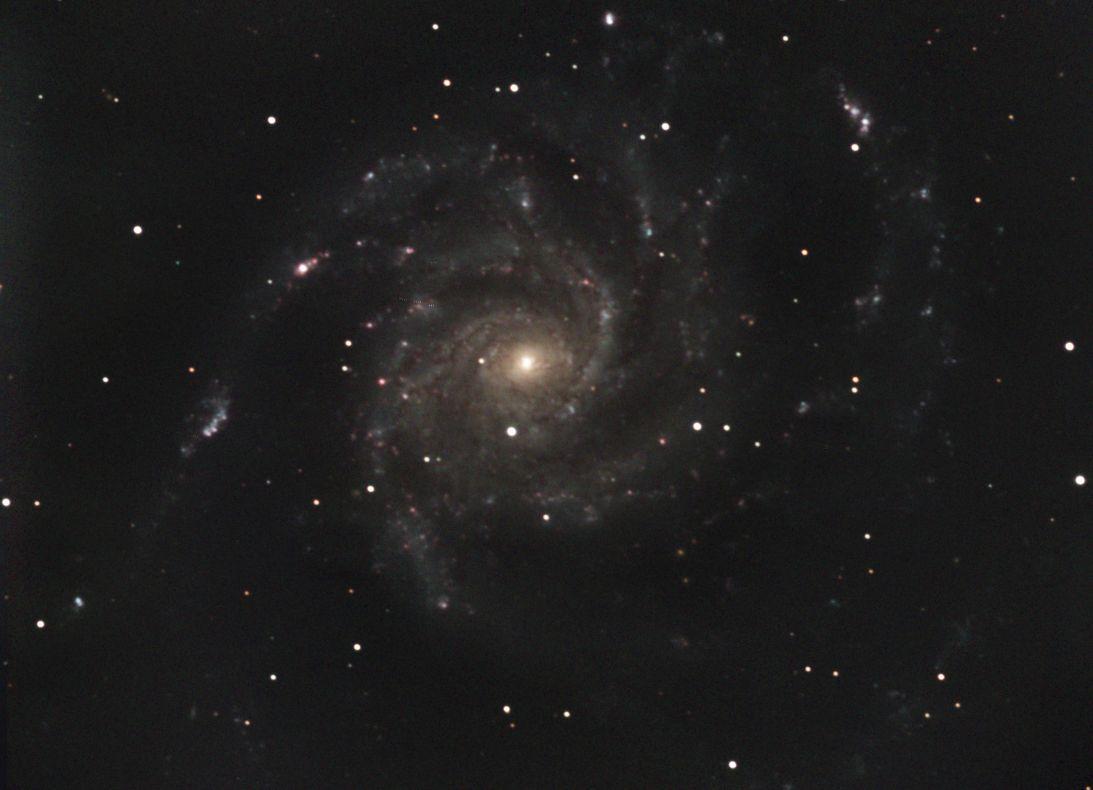 Galassia M101